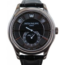 Patek Philippe 5205G-010 Complications Day-Date Moon Phase...