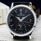 Jaeger-LeCoultre Master Moon Steel/Strap
