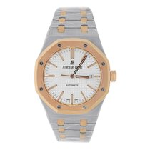 Audemars Piguet AP Royal Oak 41mm Steel & Rose Gold