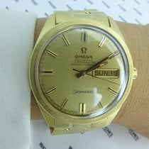 Omega Golden Seamaster Day Date - BA168.023