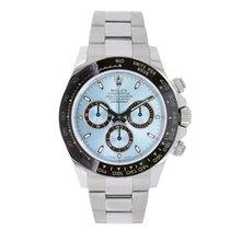 Rolex DAYTONA Platinum Watch Ice Blue 2014