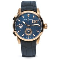 Ulysse Nardin Classic Dual Time Limited Edition