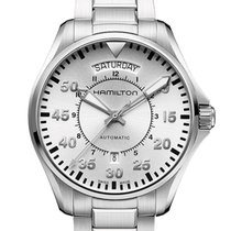 Hamilton Pilot Day Date Automatic Mens Watch