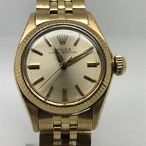 Rolex LADY 26MM AUTOMATIC FULL 18K GOLD VERY RARE