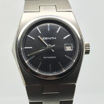 Zenith LADY 26MM AUTOMATIC BLACK DIAL NEW OLD STOCK