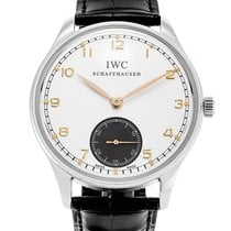 IWC Watch Portuguese Manual IW545405