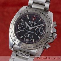 Tudor Sport Chronograph Edelstahl Automatik Ref. 20300