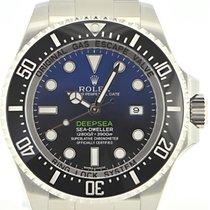Rolex Sea Dweller Deep Sea 116660 Deep Blue LC100