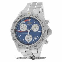 Breitling Mint  Colt Transocean Yachting Shark A53040.1 41mm