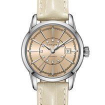Hamilton Ladies H40405821 American Classic Railroad Watch