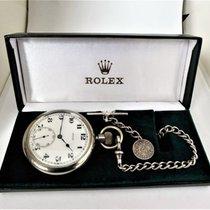 Rolex - Military swiss gents pocket watch {ref no 15}