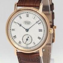 Breguet Classique 18k Rose Gold Automatic Mens Watch 5920...