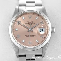Rolex DATE STAHL 15200 AUTOMATIK 34 mm