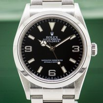 Rolex 114270 Explorer I 36MM SS FULL SET (26274)