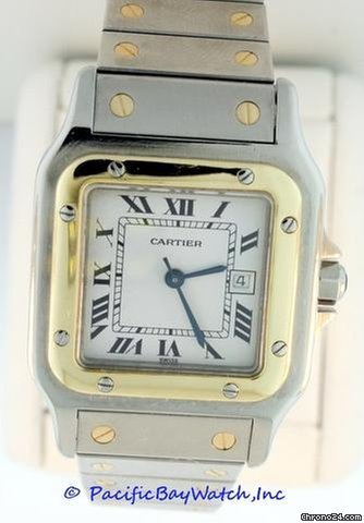 Cartier Santos Men's Pre-owned