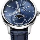 Maurice Lacroix Masterpiece Lune Rétrograde Date Weekdays Moon...