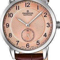 Candino Classic C4593/3 Damenarmbanduhr Klassisch schlicht