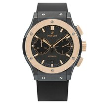 Hublot Classic Fusion Chronograph Ceramic King Gold - 45 MM