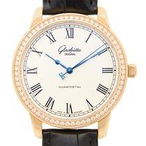 Glashütte Original New  Senator Automatic 18 K Rose Gold With...