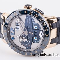 Ulysse Nardin El Toro Blue GMT Perpetual