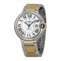 Cartier Ballon Bleu Silver Dial Automatic Unisex Watch