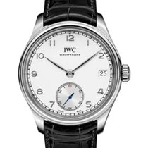 IWC Schaffhausen IW510203 Portugieser Hand-Wound Eight Days...
