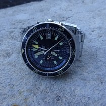 Omega Seamaster 120 SO-CALLED Big Blue mit B&P