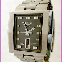 Seiko DX 6106-5470 Automatic 23J Day/Date Steel Men's Grey