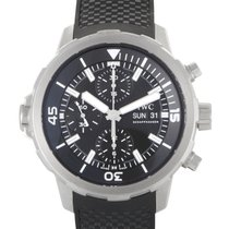 IWC Aquatimer Mens Automatic Chronograph Watch IW376803