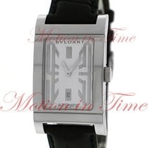 Bulgari Rettangolo Large Men's Automaitc, White Dial -...