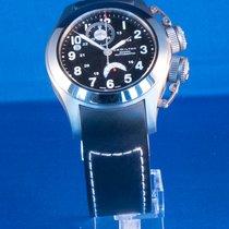 Hamilton Khaki Navy Frogman  Automatic Titanium chronograph