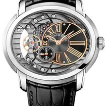 Audemars Piguet Millenary 4101 Stainless Steel Men's Watch