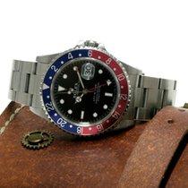 Rolex GMT-MASTER PEPSI E-SERIE 1990