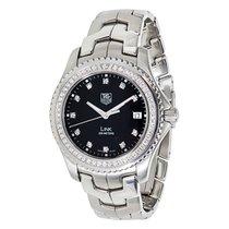 TAG Heuer Link WJ1117 Men's Watch in Diamonds & Steel