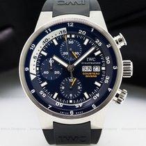 IWC 378201 Aquatimer Cousteau Divers Blue / Limited (25759)