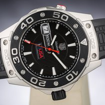 TAG Heuer AQUARACER AUTOMATIC DATE 500M - TEAM USA 34TH...