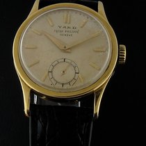 Patek Philippe Vintage Yellow Gold Calatrava Retailed by...