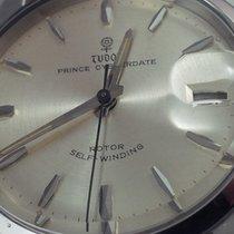 Tudor Prince Oyster Date circa1966-67 Tudor Oyster Rose dial