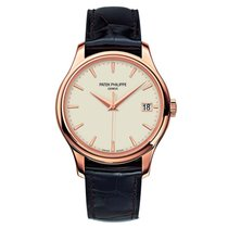 Patek Philippe 5227R Men Calatrava 18K Rose Gold  Automatic...
