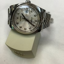 Rolex DateJust 116234G Corrupted Code in Mint Condition
