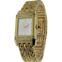 Jaeger-LeCoultre Jaeger - Lady's Reverso Yellow Gold with...