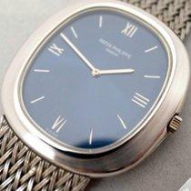 Patek Philippe Ellipse Bracelet White Gold 3589/1G
