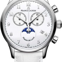 Maurice Lacroix Les Classiques LC1087-SS001-120-1 Armbanduhr...