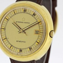 Eterna - MATIC Anatomic Automatic GP Cal. 1541K in good...