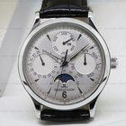 Jaeger-LeCoultre Master Perpetual SS Silver Dial