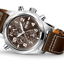 IWC [NEW][LIMITED 1000] Pilot Brown Dial Automatic IW371808