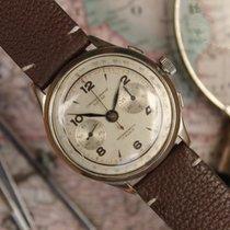 Chronographe Suisse Vintage Chronograph Two-tone Patina...