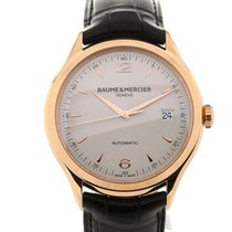Baume & Mercier Clifton Automatic 39 Rose Gold