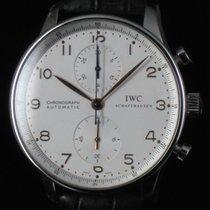 IWC Portoghese Chrono Steel Automatic