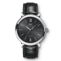 IWC Portofino Black Automatic 40mm